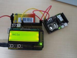 Arduinoとkonashiを接続
